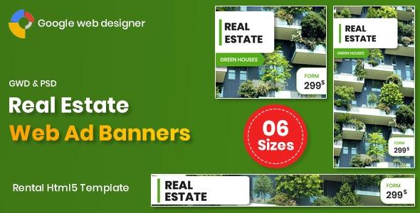 Real Estate Banners Google Web Designer V1 0 Nulled Scripts
